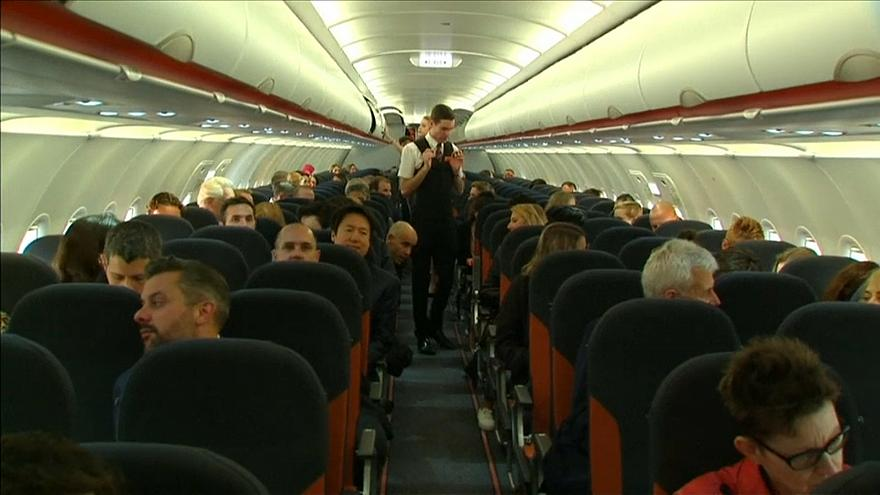 four airlines complain to european commission about french strikes