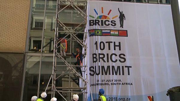Йоханнесбург принимает саммит БРИКС