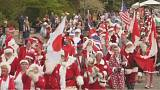 Annual World Santa Claus Congress kicks off in Denmark