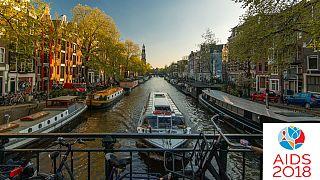 کنفرانس سالانه ایدز با حضور چهرههای سرشناس جهان در آمستردام برگزار شد