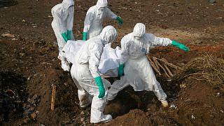 الإعلان عن نهاية وباء إيبولا في جمهورية الكونغو الديمقراطية