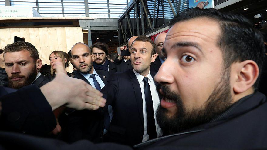 Benalla-Gate: Offenbar übernimmt Macron Verantwortung