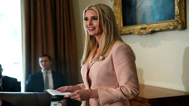 إيفانكا ترامب تتخلى عن خطٍ للأزياء لتعزيز نشاطها في البيت الأبيض