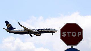 Comienza la huelga de Ryanair: 400 vuelos cancelados en España