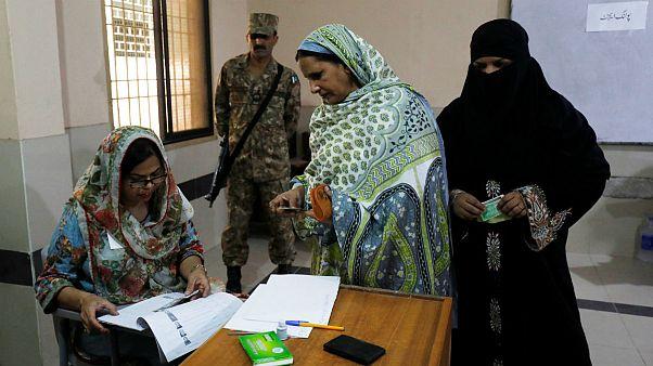 انتخابات پارلمانی پاکستان