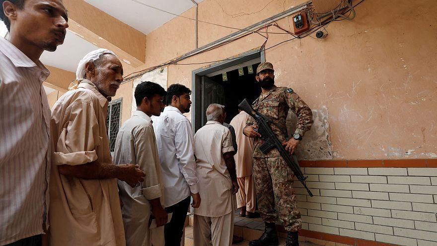 Législatives au Pakistan : au moins 28 morts dans un attentat
