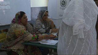 Выборы в Пакистане