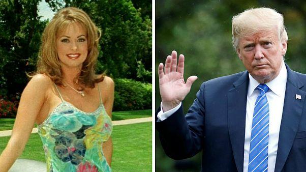 دونالد ترامپ و کارن مک دوگال