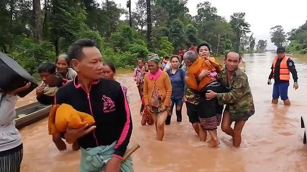 Már 19-en meghaltak a laoszi gátszakadás következtében