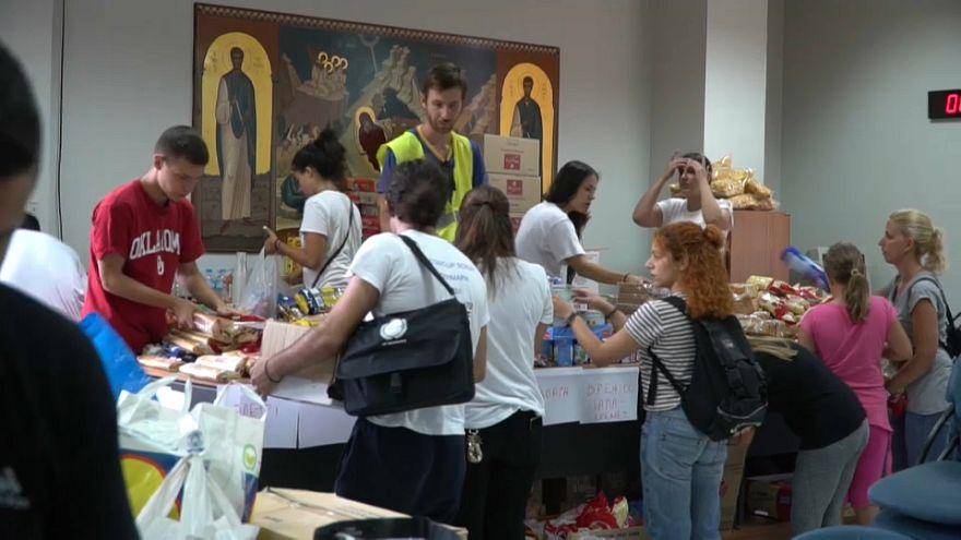 """20 Mio. Euro Nothilfe - """"Wir brauchen Lebensmittel und Medikamente"""""""