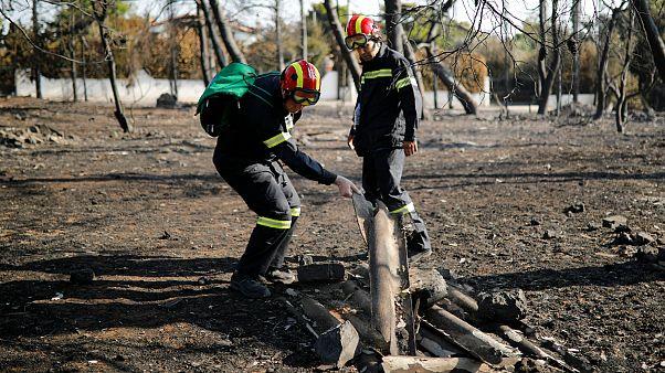 Portugal está entre os países que mobilizaram ajuda â Grécia