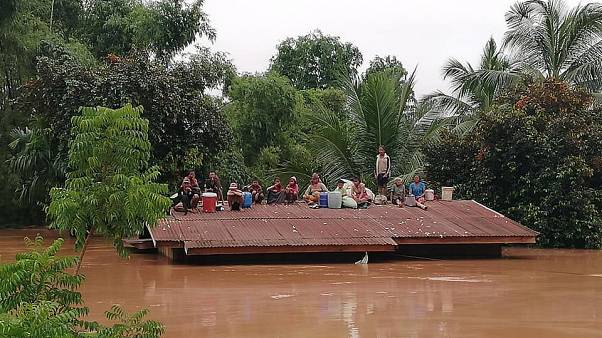 Hundreds reported missing after under-construction dam collapses in Laos   The Cube