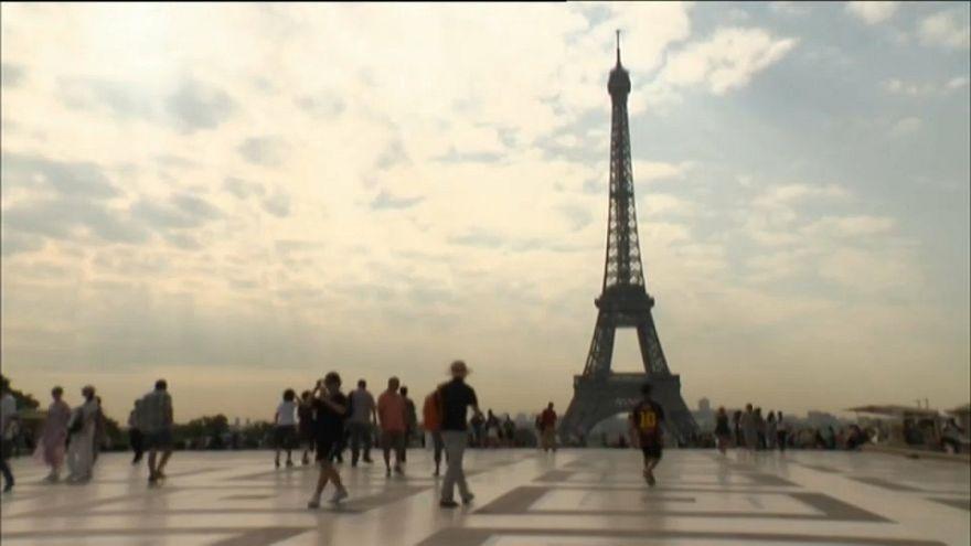 Canicule et pollution à l'ozone à Paris