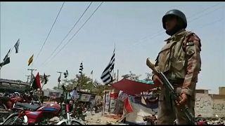 Выборы в Пакистане омрачены терактом