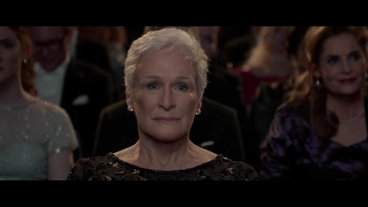 "Glenn Close in Bestseller-Verfilmung ""The Wife"""