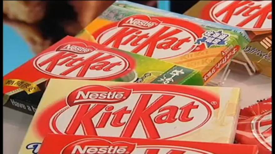 KitKat csokis nápolyi