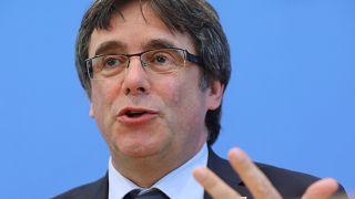 Katalan lider bağımsızlık çalışmalarını Belçika'dan sürdürecek