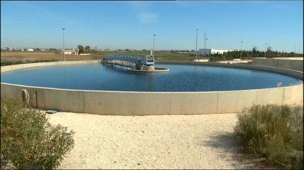 Multa millonaria a España por las aguas residuales urbanas