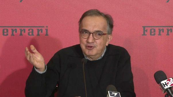 Sergio Marchionne, ex-patron de Fiat