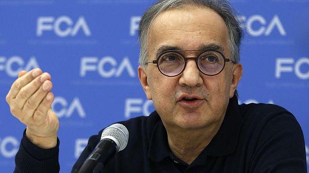 Morreu o antigo presidente-executivo da Fiat Chrysler Sergio Marchionne
