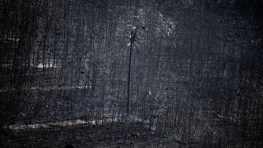 El trágico incendio griego podría haber pasado en España