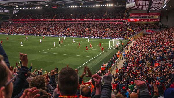 Lubo Domo : les frissons du stade dans l'objectif