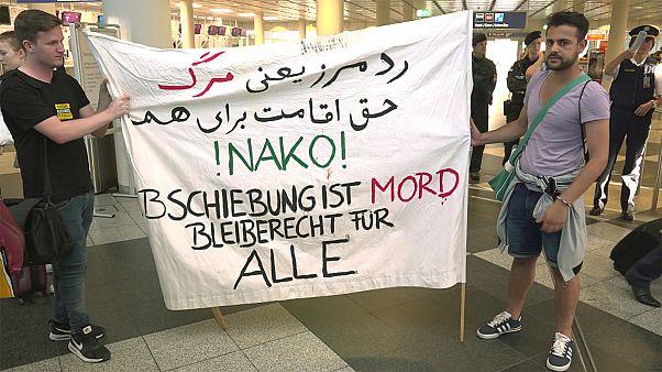 A nova política migratória do governo alemão
