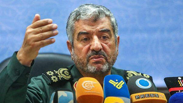 واکنش فرمانده سپاه به تحریم نفتی ایران
