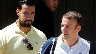 Önbíráskodást emlegetnek Macron testőr-botránya kapcsán