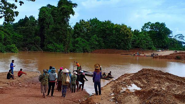 Pelo menos 19 mortos no Laos mas número pode subir
