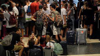 Scioperi Ryanair, la rabbia dei passeggeri