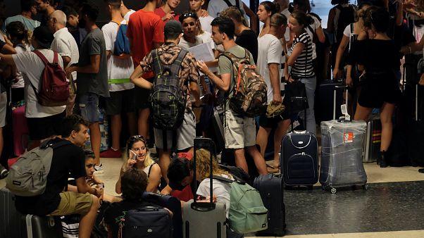 Ötvenezer utast érint az eheti Ryanair-sztrájk
