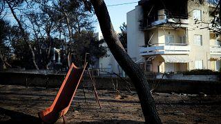 Griechenland: Rettungstrupps suchen nach Vermissten