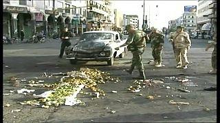 156 mortos em atentados e combates no sul da Síria