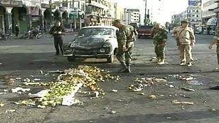 Masacre en Siria: más de 150 muertos por ataques suicidas y combates