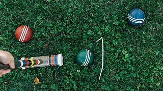 Meet one of the only qualified croquet ball makers in the world