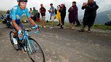 Quintana se impone en una etapa agridulce para el Sky