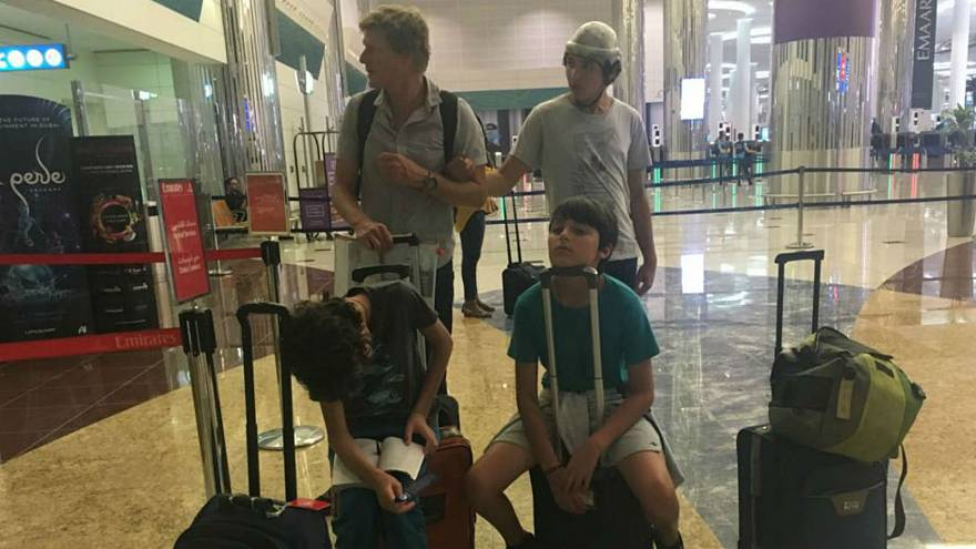 Disabled teenager thrown off Emirates flight despite doctor's confirmation that he was OK to fly