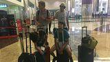 Une famille débarquée d'un avion en raison de leur fils épileptique