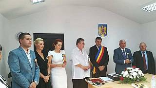 Zu Tränen gerührt: Bürger-Preis für Bürgermeister