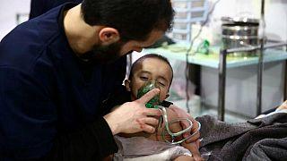 الولايات المتحدة تفرض عقوبات على أفراد وكيانات على صلة بأسلحة سوريا الكيماوية