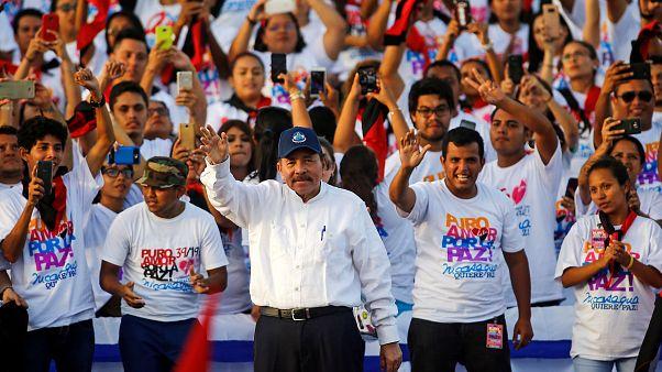 """Ortega diz-se """"aberto ao diálogo"""" com intervenientes na crise nicaraguense"""