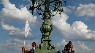 Jön a hőség Budapesten is