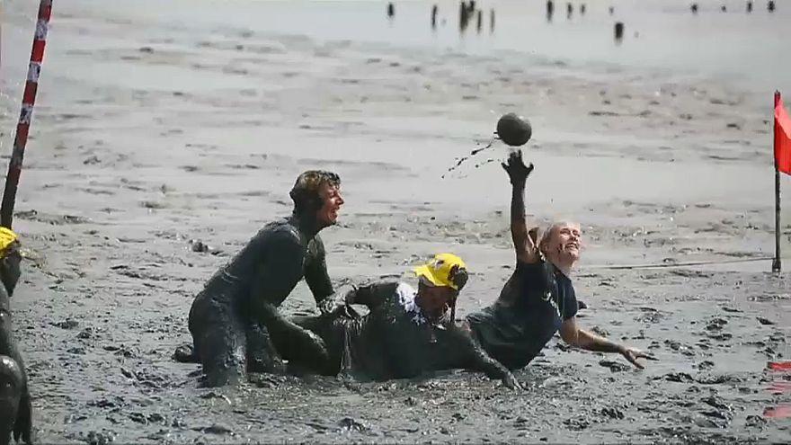 Олимпиада в грязи