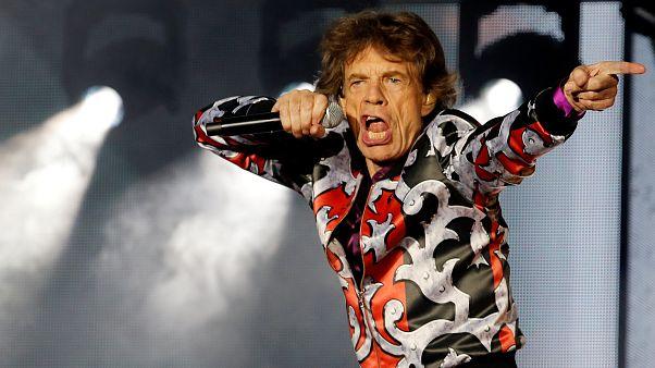"""Mick Jagger : 75 ans de """"sexe, drogue et rock'n'roll"""""""