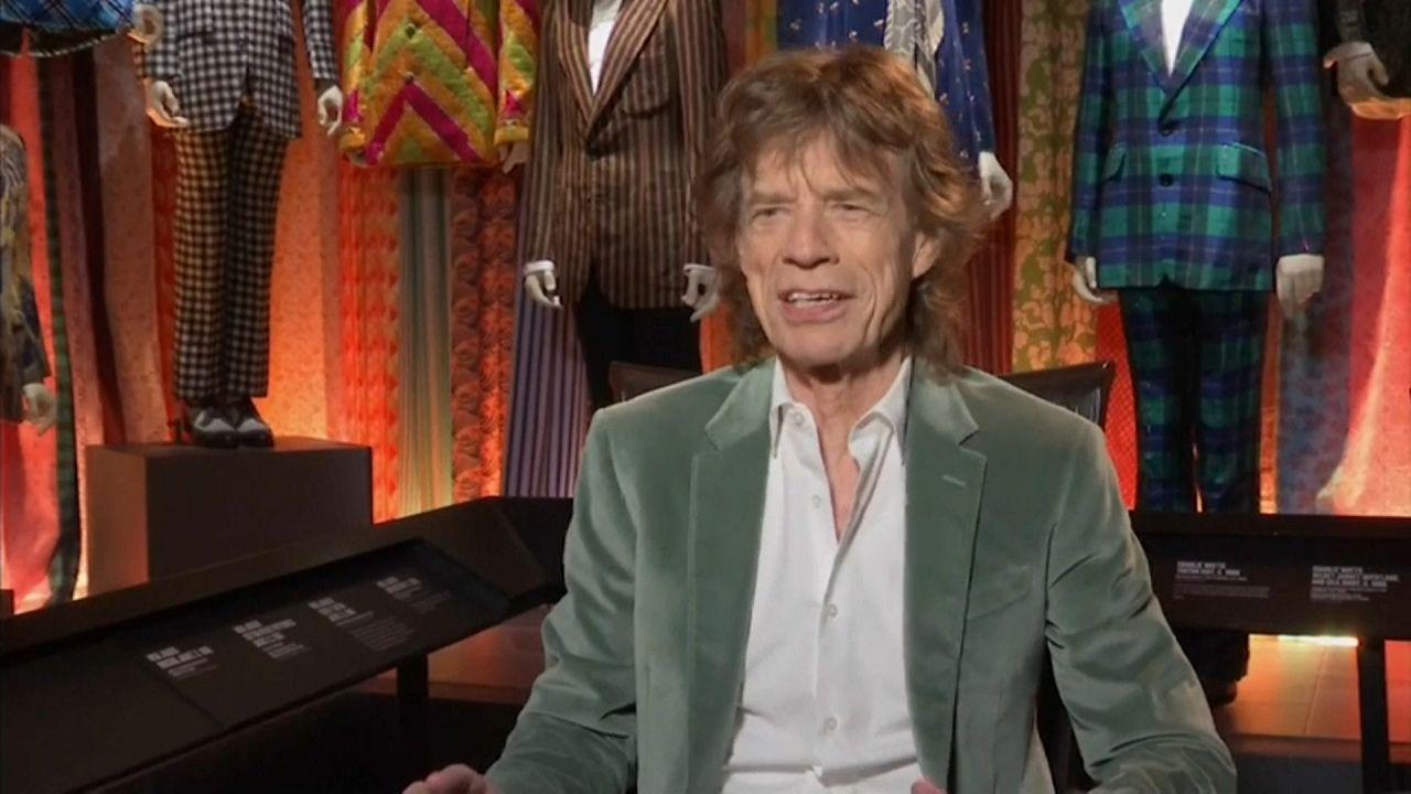 Mick Jagger feiert seinen 75. Geburtstag