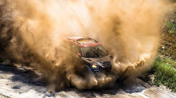 Silk Way Rally: Nani Roma gives Minis a big win