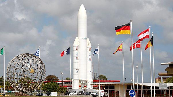 Galileo: в космос из Французской Гвианы