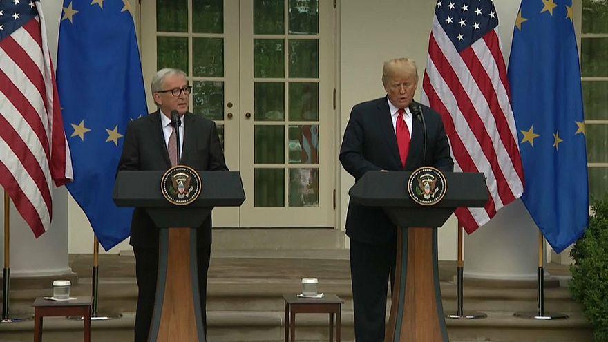 ЕС и США договорились работать над отменой пошлин