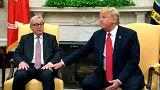 EUund USAerreichen Einigung im Handelsstreit
